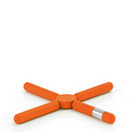 Blomus Подставка под горячее раскладная  (оранжевая) 68742
