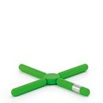 Blomus Подставка под горячее раскладная (зеленая) 68744
