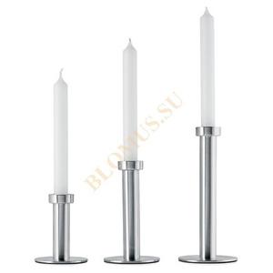 Blomus Подсвечник со свечой 68288